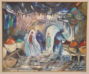 Souk Berbère à Taroudannt