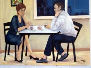 CAFE EN COUPLE